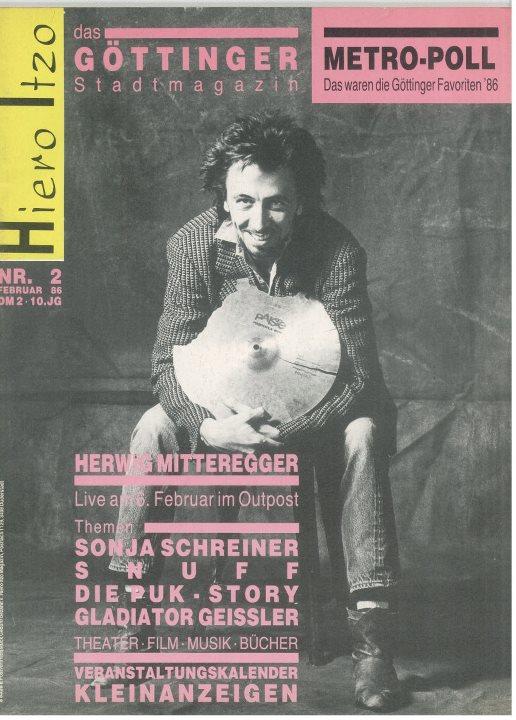 Das Beste aus Febr. 1986