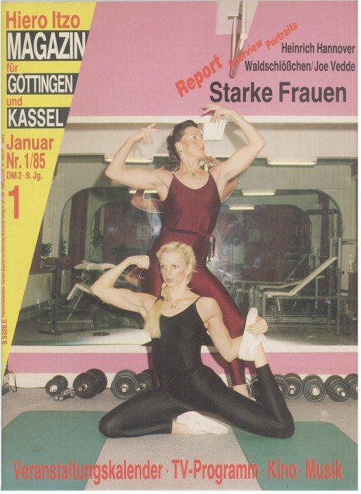 Das Beste aus Jan. 1985